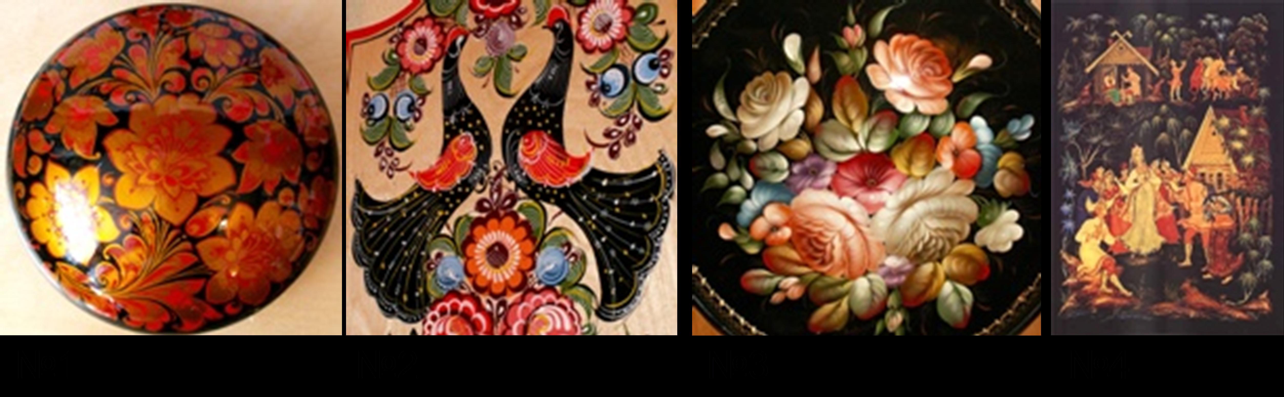 Декоративная кистевая роспись